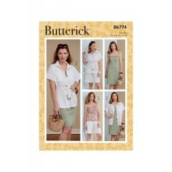 Wykrój Butterick B6774