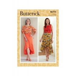 Wykrój Butterick B6773