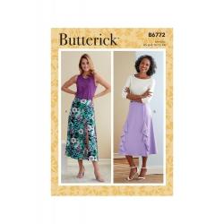 Wykrój Butterick B6772
