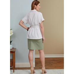 8721 simplicity misses cape costumes pattern 8721