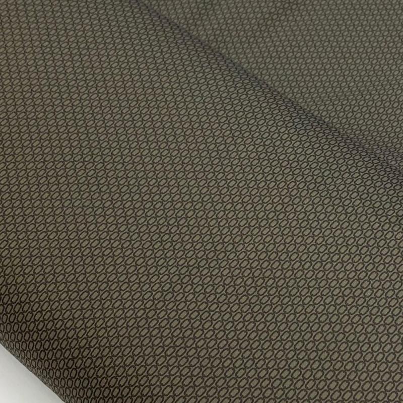 Tkanina bawełniana z elastanem khaki