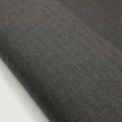 Tkanina bawełniana w szarą kratę