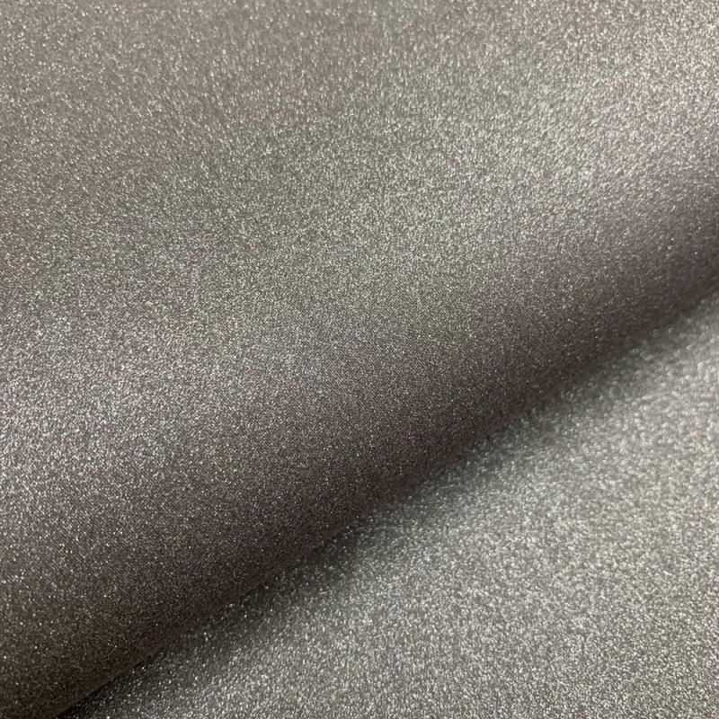 Tkanina bawelniana z elastanem z folią gllitter