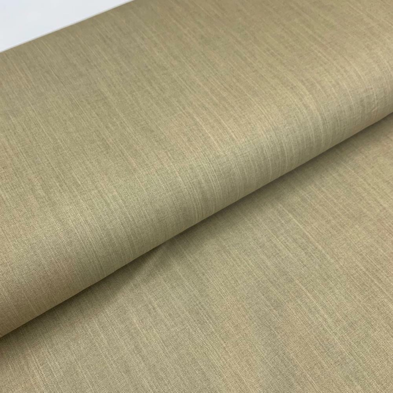 Tkanina bawełniana z elastanem ciepły beż