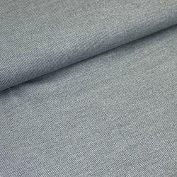 Tkanina bawełniana szara w krateczkę