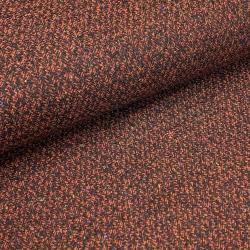 Tkanina płaszczowa jesienne boucle