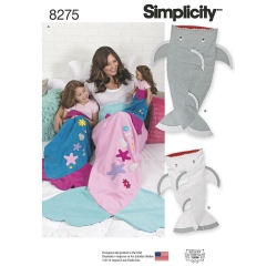 Wykrój Simplicity 8275