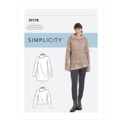 Wykrój Simplicity SS9178