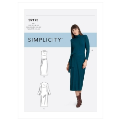 simplicity unisex scrubs pattern 5314 envelope
