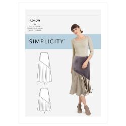 Wykrój Simplicity SS9179