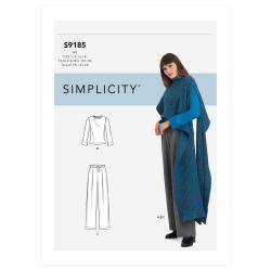 Wykrój Simplicity SS9185