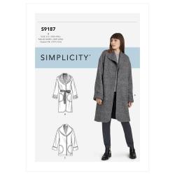 Wykrój Simplicity SS9187