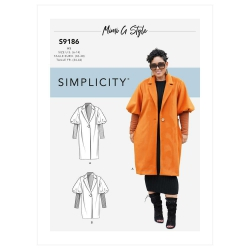 Wykrój Simplicity SS9186