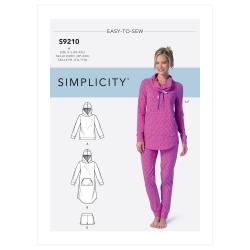 Wykrój Simplicity SS9210