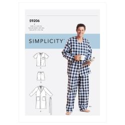 Wykrój Simplicity SS9206
