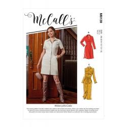 Wykrój McCall's M8139 #MarcyMcCalls