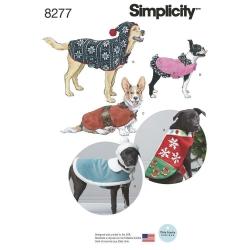 Wykrój Simplicity 8277
