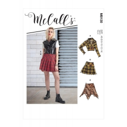 Wykrój McCall's M8130
