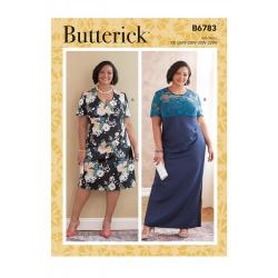 Wykrój Butterick B6783