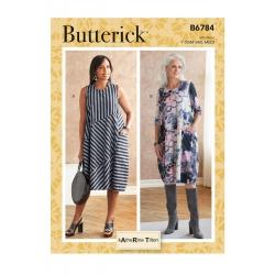 Wykrój Butterick B6784