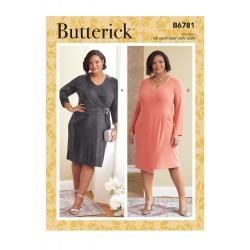 Wykrój Butterick B6779