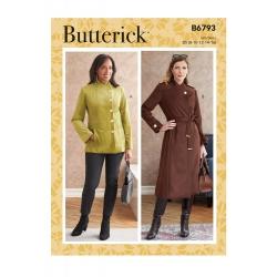Wykrój Butterick B6793
