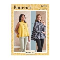 Wykrój Butterick B6792