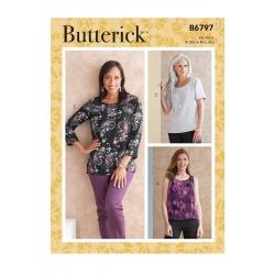 Wykrój Butterick B6797