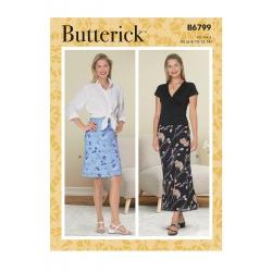 Wykrój Butterick B6799