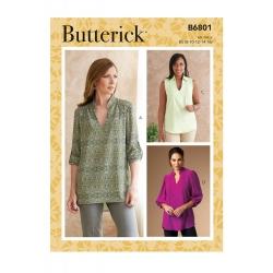 Wykrój Butterick B6801