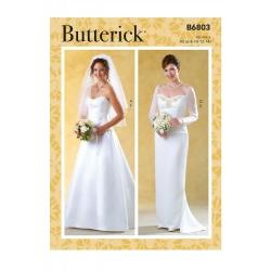 Wykrój Butterick B6803