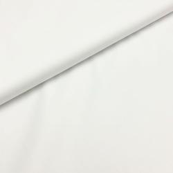 Włoska tkanina koszulowa biała