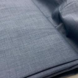 Włoska tkanina bawełniana - jeans koszulowy