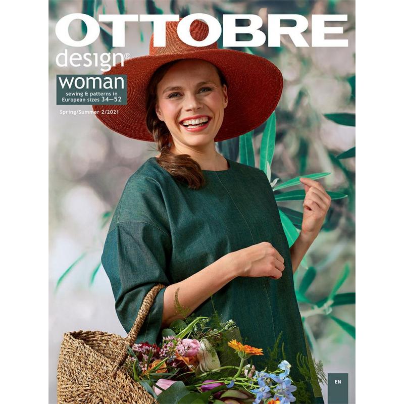 Wykroje Ottobre Woman 2/2021