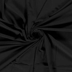 Bambusowy jersey czarny