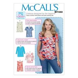 Wykrój McCall's M7322