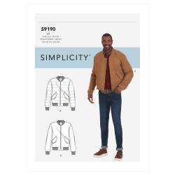 Wykrój Simplicity SS9190