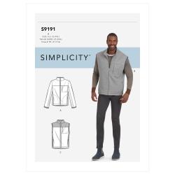 Wykrój Simplicity SS9191
