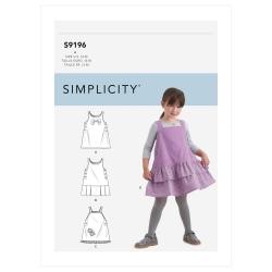 Wykrój Simplicity SS9196