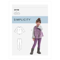 Wykrój Simplicity SS9198