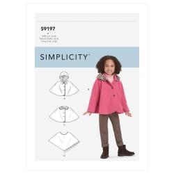 Wykrój Simplicity SS9197
