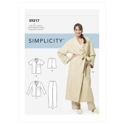 Wykrój Simplicity SS9217