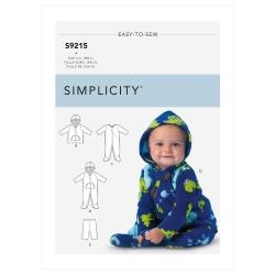 Wykrój Simplicity SS9215