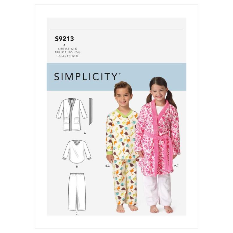 Wykrój Simplicity SS9213