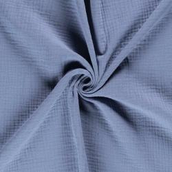 Tkanina bawełniana - muślin - jeans