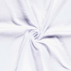 Tkanina bawełniana - muślin - biały