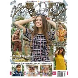 Magazyn z wykrojami Miss Doodle 3