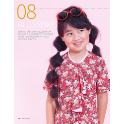 simplicity doll clothing pattern 4707 envelope