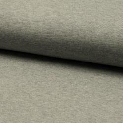 Jersey, tricot, wiskoza - szary melanż