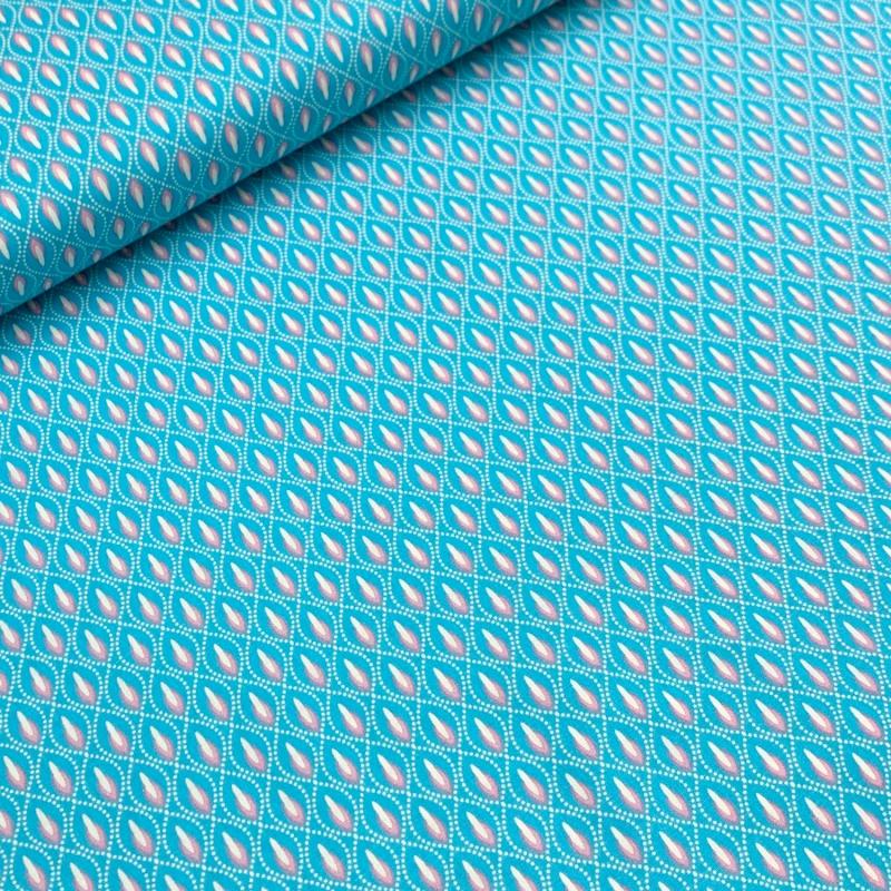 Tkanina bawełniana wzory